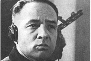 Rudolf Hoss, primer comandante del campo de concentración de Auschwitz Foto:Wikimedia.org. Imagen Por: