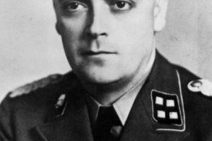 Arthur Liebehenschel, segundo comandante del campo de concentración de Auschwitz Foto:Wikimedia.org. Imagen Por:
