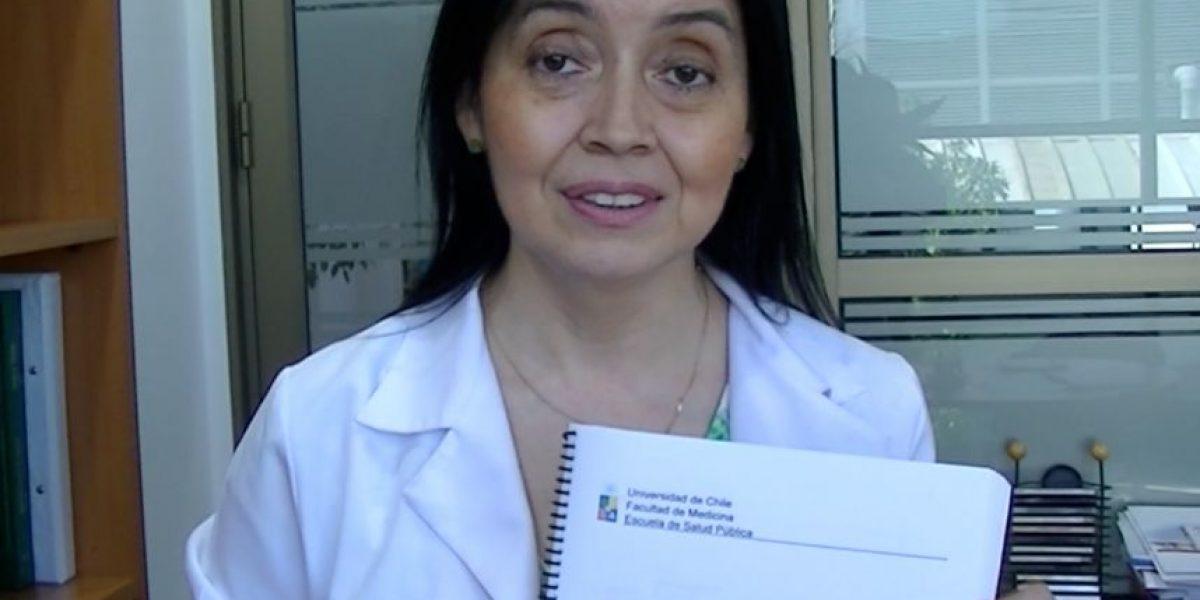 Conoce de qué se trata la tesis de magíster de Carmen Castillo, la flamante ministra de Salud