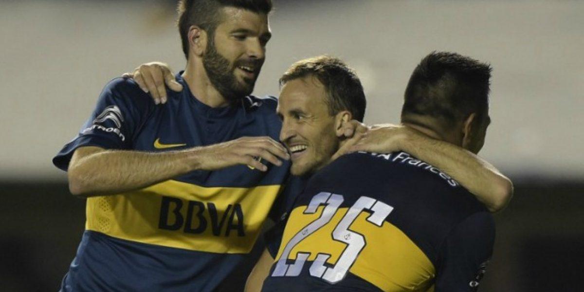 El Chapita Fuenzalida fue citado para crucial duelo de Boca