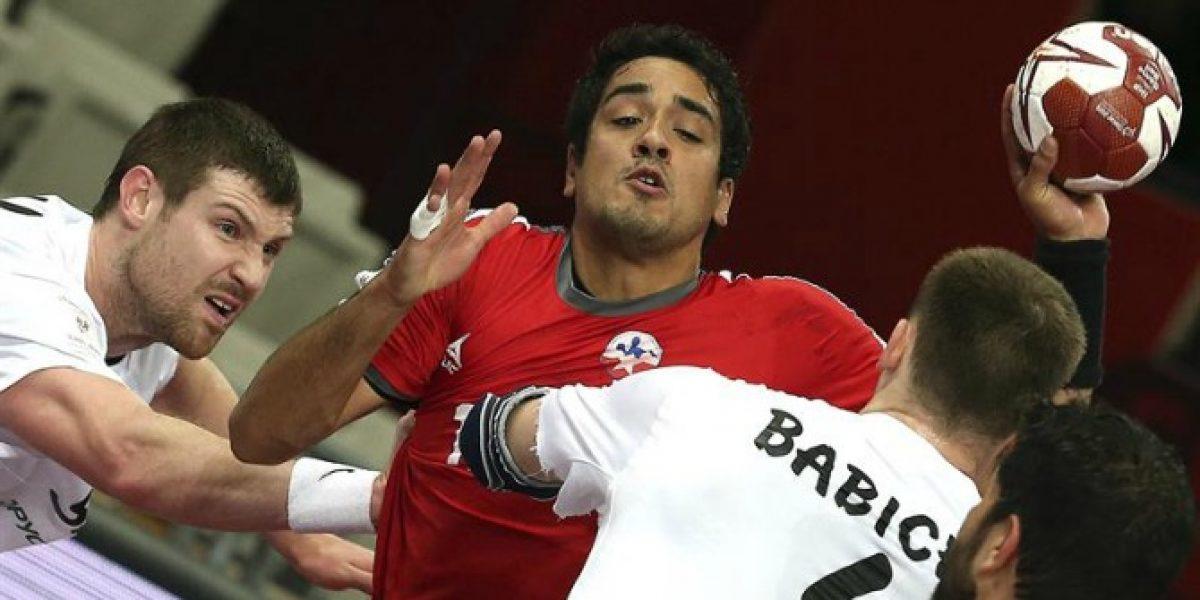 Chile evitó el último puesto en el Mundial de Hándbol con un emocionante triunfo