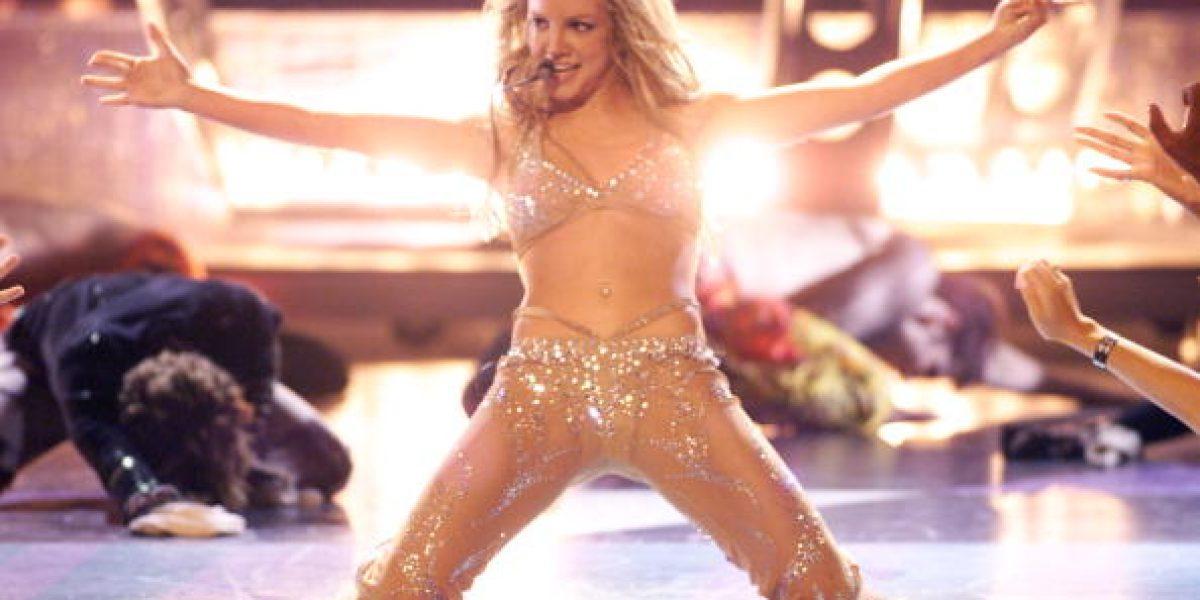 Britney Spears felicita a Jennifer López