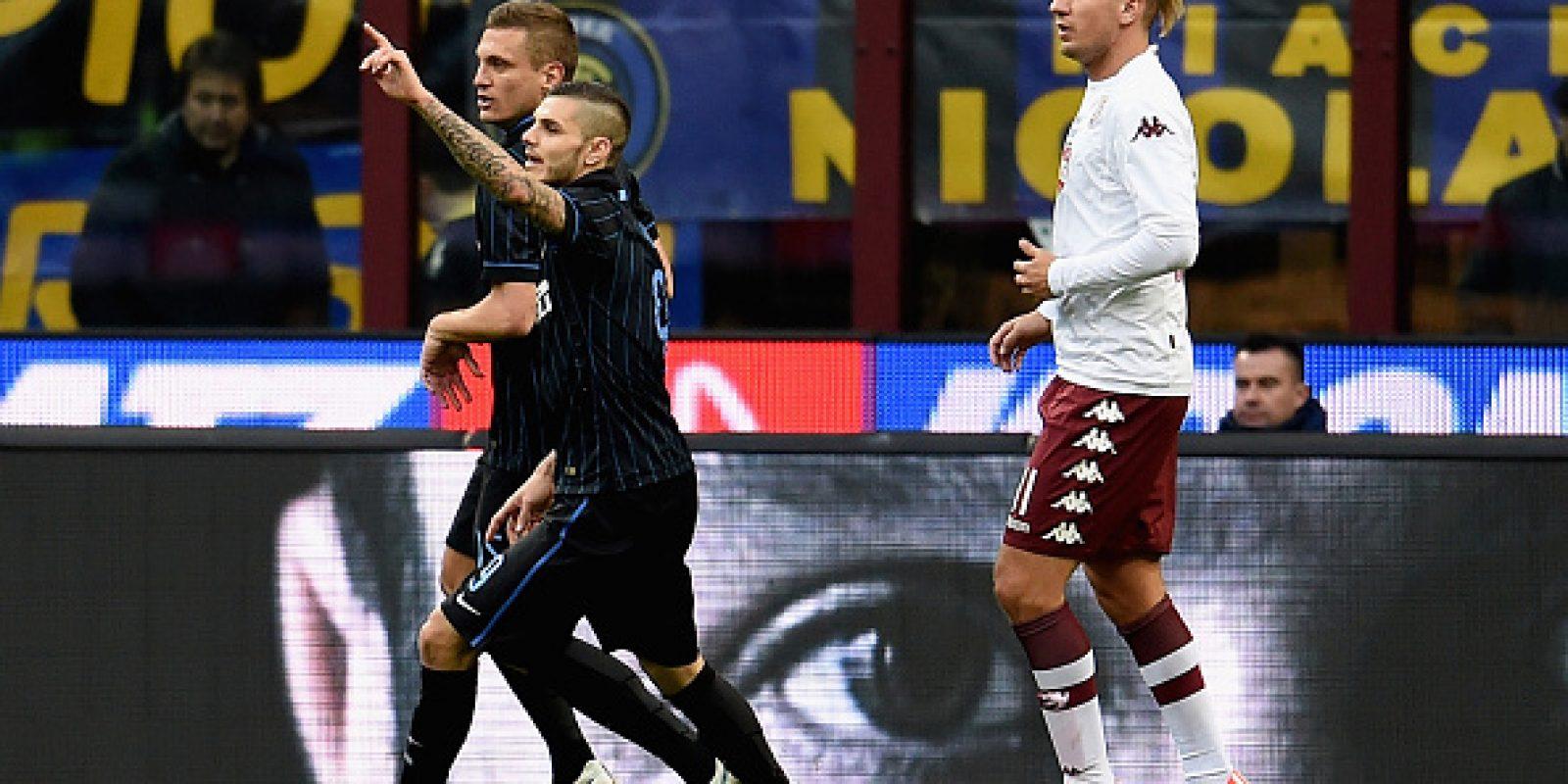 © 2015 Claudio Villa - Inter. Imagen Por: