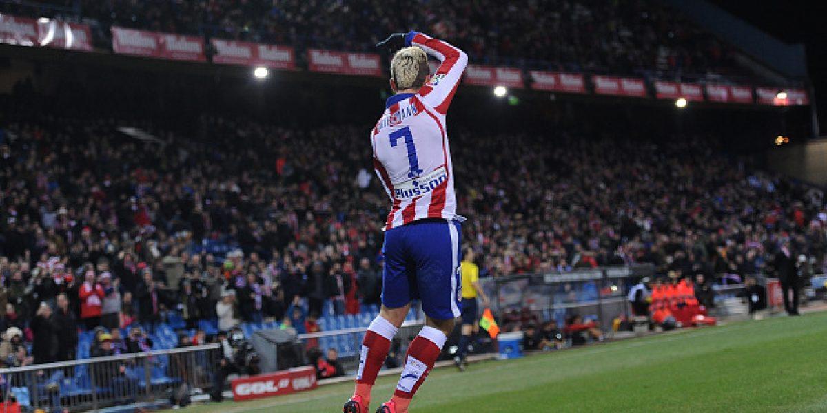 Alexis fue el culpable de que no llegara a Barcelona figura del Atlético