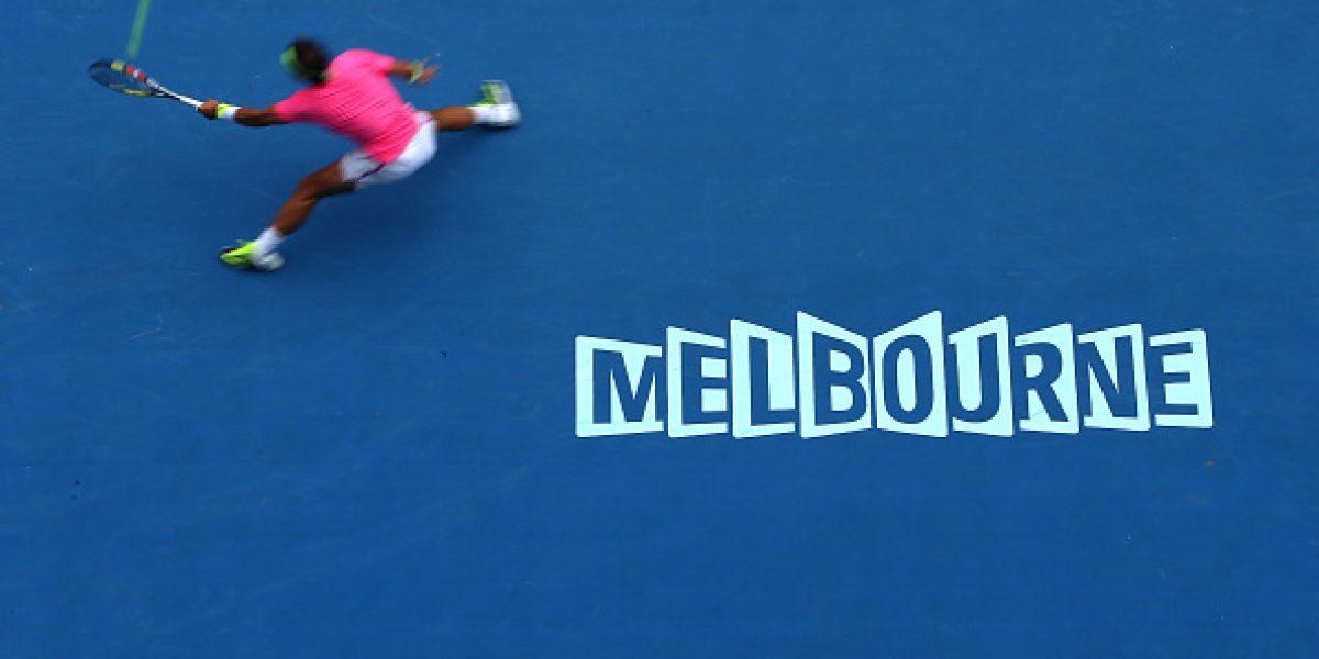 Chao Rafa: Tomas Berdych despachó del Australian Open a Nadal