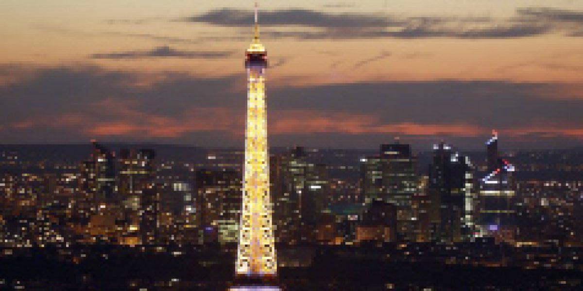 El 2014 fue un año récord para la Torre Eiffel