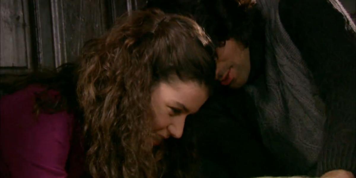 Así será el primer beso entre Fatmagül y Kerim