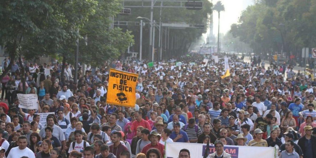 MÉXICO: Amenazan con boicotear elecciones por los 43 desaparecidos