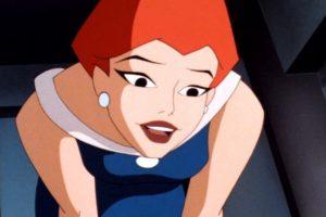 """Mary McGuinnis de """"Batman del Futuro"""" Foto:DC. Imagen Por:"""