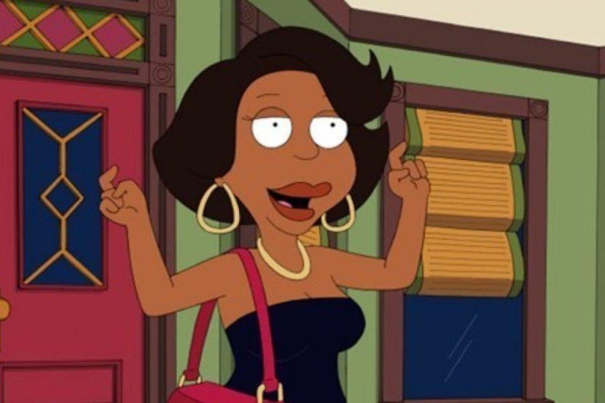 "Donna Tubs- Brown, de ""The Cleveland Show"" Foto:Fox. Imagen Por:"
