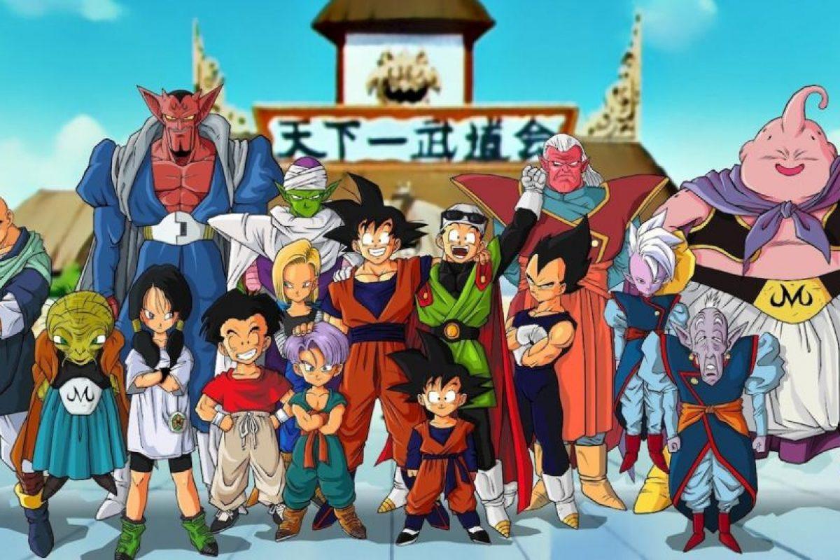 Dragon Ball Z y otras series de anime eran satánicas. Foto:Toei. Imagen Por: