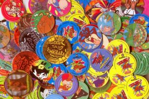 """Los """"tazos"""" eran satánicos y eran adictivos. Foto:MercadoLibre. Imagen Por:"""