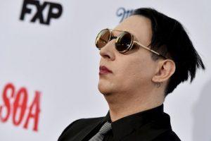 Marilyn Manson era el Anticristo y un satanista reconocido. Este siempre lo ha negado. Foto:Getty Images. Imagen Por: