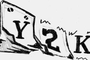 El Y2K acabaría con el mundo en el 2000 debido a la crisis informática Foto:Twitter. Imagen Por:
