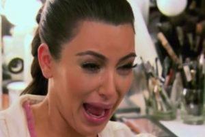"""En uno de los clips del reality de Kim Kardashian, se le oye claramente decir """"Yo le compré a Kendall una carrera"""" Foto:Tumblr. Imagen Por:"""