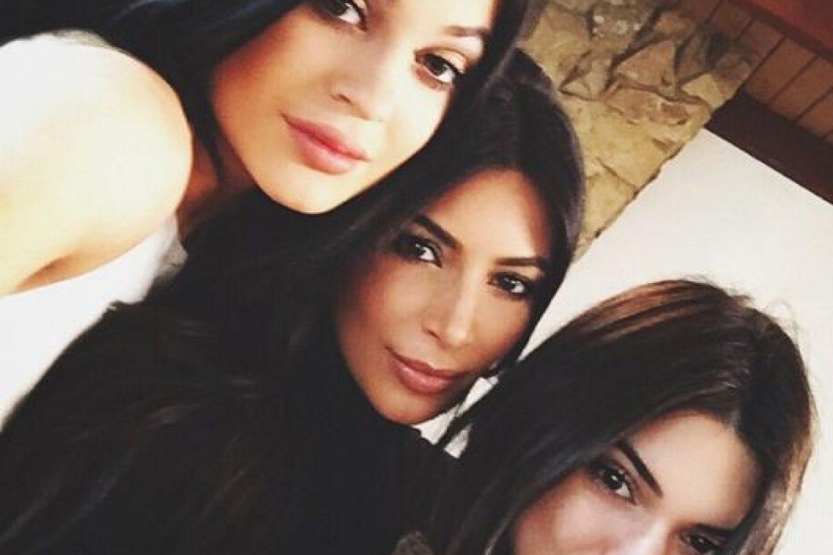 """4. Aunque su hermana """"rompió Internet"""" con su trasero, Kendall lo ha hecho en el mundo de la moda con sus propias poses y contratos multimillonarios con varias marcas. Foto:Instagram/Kendall Jenner. Imagen Por:"""