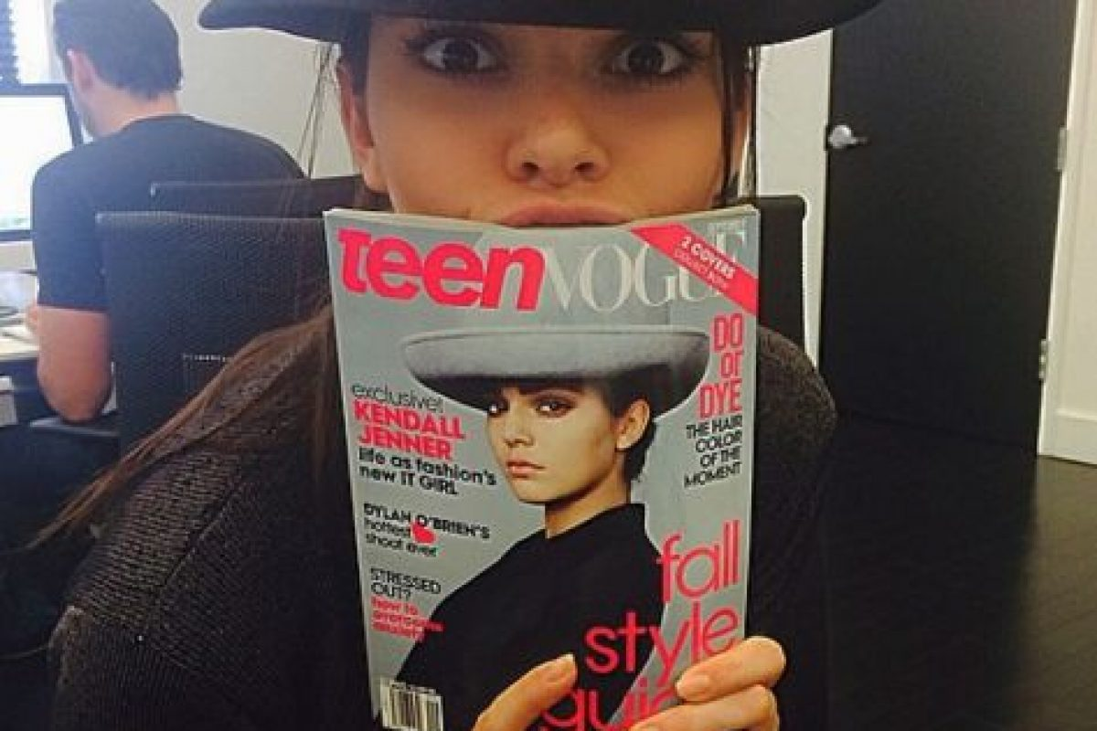 15. Kendall fue aceptada desde el principio por las casas de moda. Sobre todo por su look. A Kim esto le pasó luego de que se casó con Kanye West. Foto:Instagram/Kendall Jenner. Imagen Por: