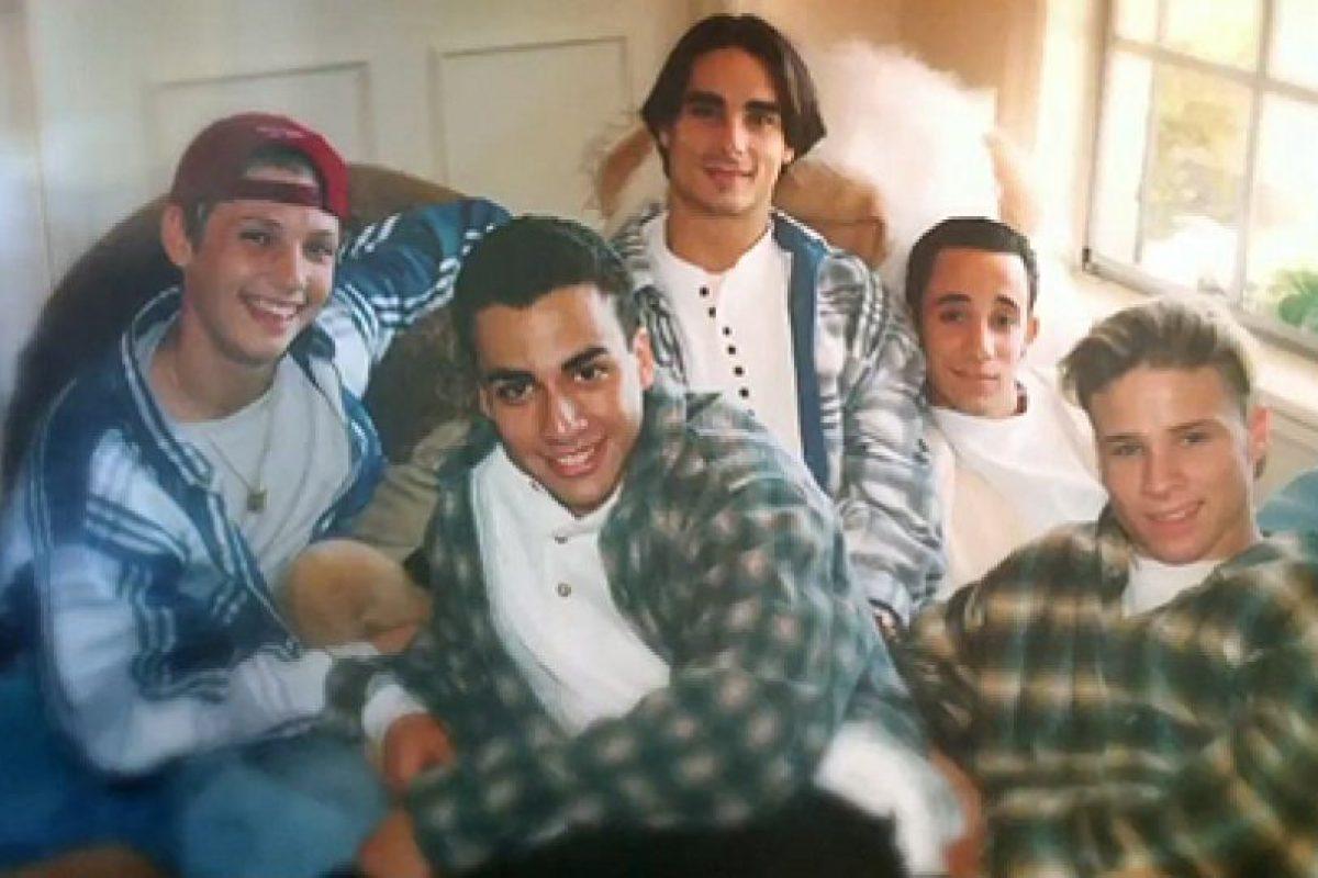 Antes Foto:instagram/Backstreet Boys. Imagen Por: