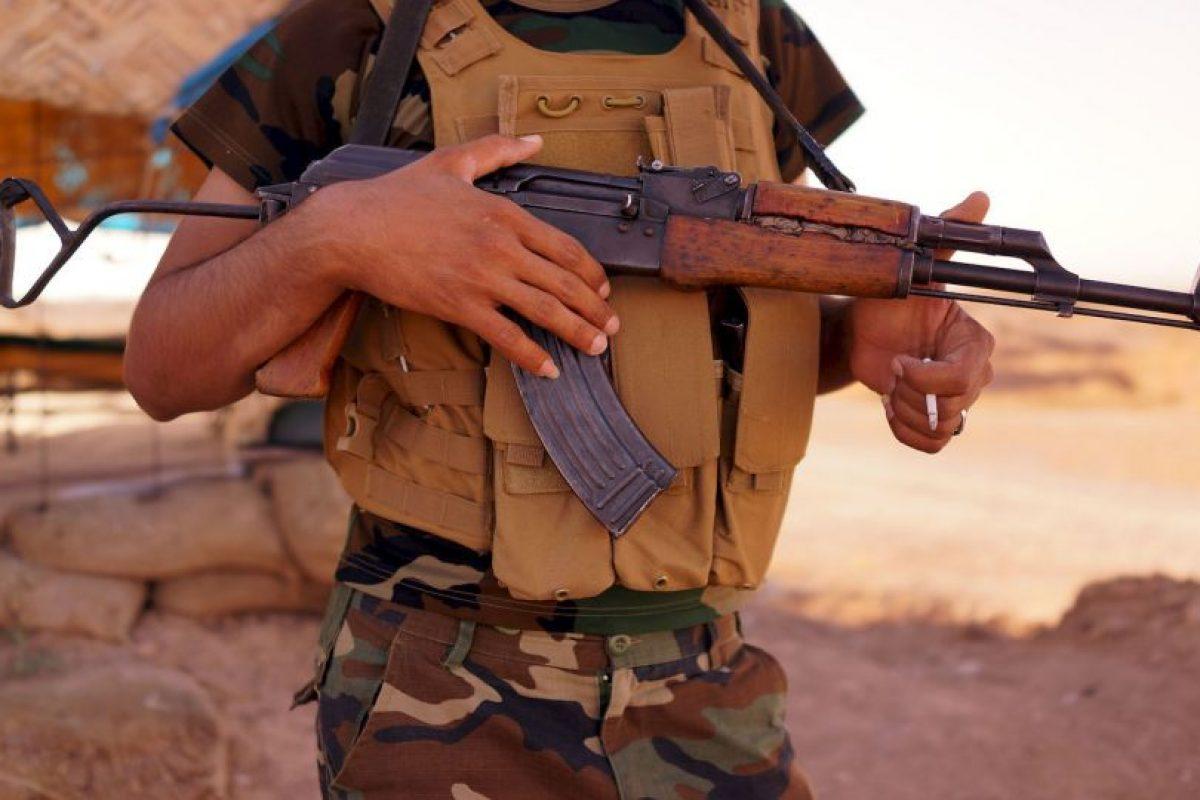 El grupo yihadista dio un plazo de 24 horas para completar la transacción o asesinará al rehén. Foto:Getty. Imagen Por: