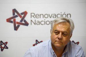 Jorge Saint Jean (Evópoli) Foto:Agencia Uno. Imagen Por:
