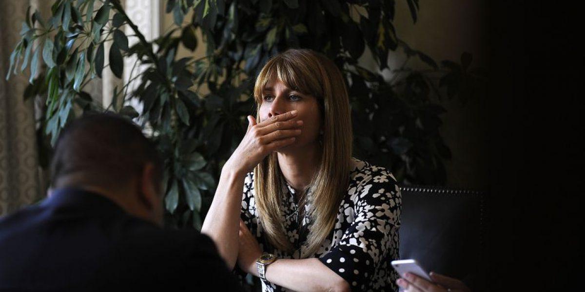 Joven que hackeó correo electrónico de ministra Rincón queda con arresto domiciliario