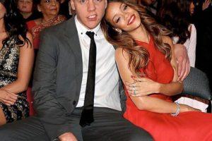 Con Rihanna Foto:Instagram/peejet. Imagen Por: