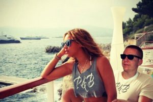 Con Beyoncé Foto:Instagram/peejet. Imagen Por:
