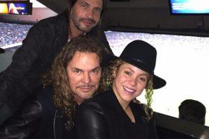 Maná y Shakira Foto:Instagram/Shakira. Imagen Por: