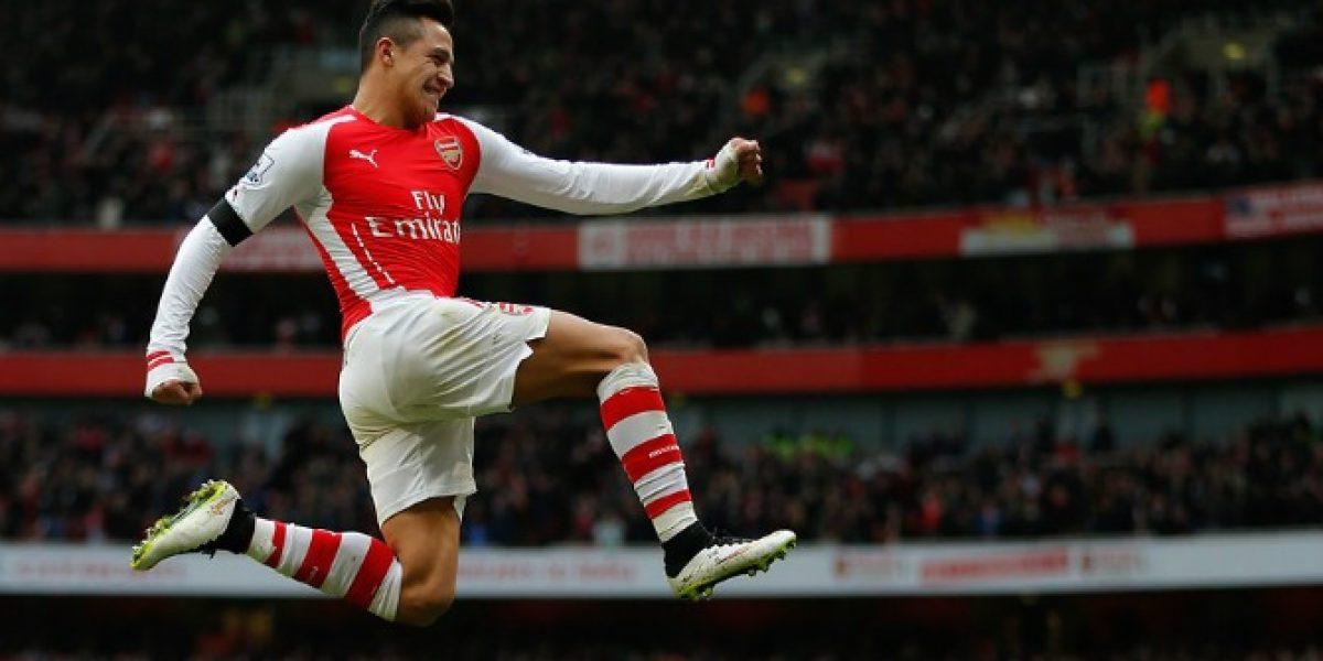 La millonaria oferta que prepara Arsenal por Suárez para que haga dupla con Alexis