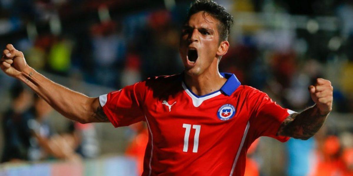 Lecciones cruzadas: Chile venció a EE.UU. con doblete de Chico Mark