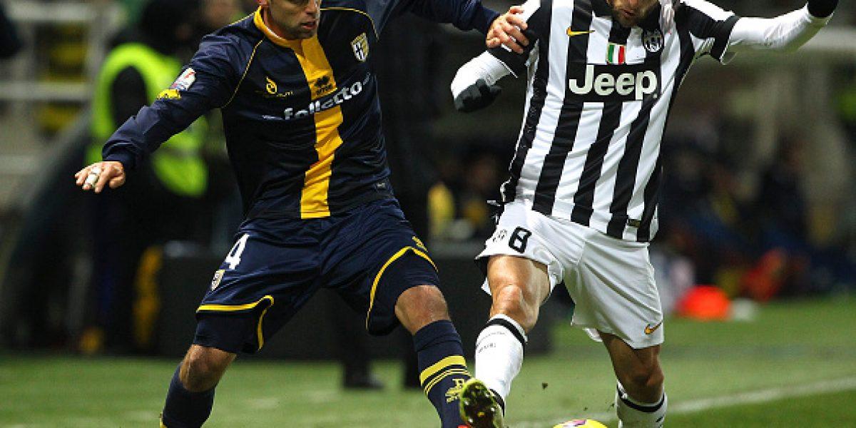 Semifinalista: Arturo Vidal y Juventus avanzan en la Copa Italia tras vencer a Parma