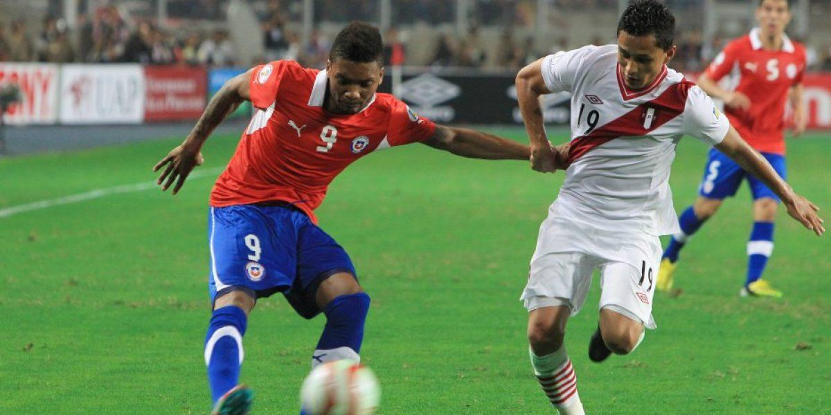 Junior Fernandes se ilusiona con la Roja: