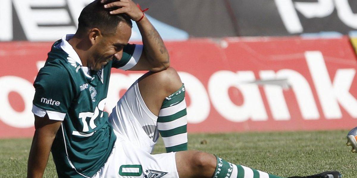Cruzeiro se quiere reforzar con figura de Santiago Wanderers