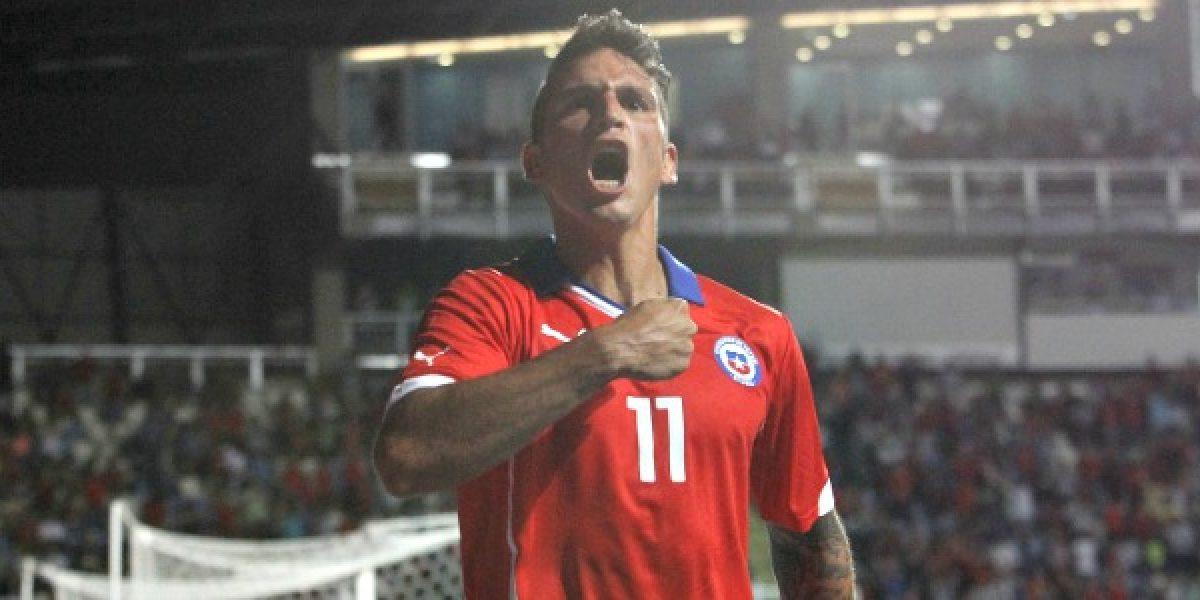 Chile inició el 2015 con una victoria ante Estados Unidos