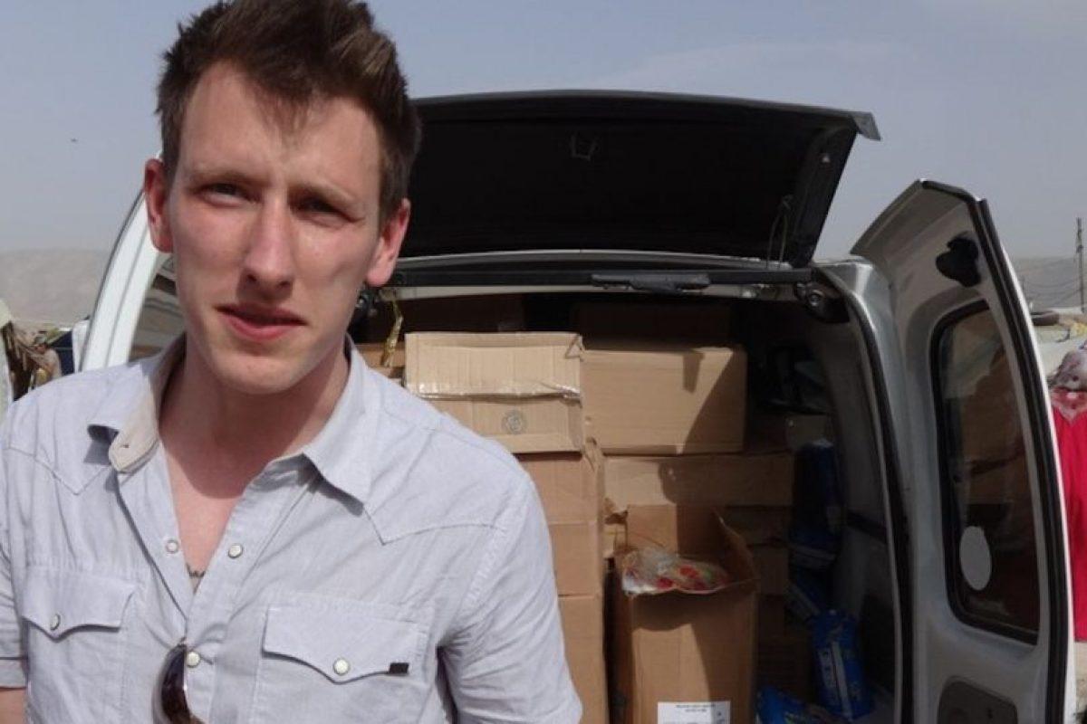 El trabajador humanitario Peter Kassig, quien fue asesinado en diciembre. Foto:AP. Imagen Por: