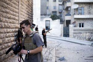 James Foley, periodista estadounidense asesinado por ISIS. Foto:AP. Imagen Por: