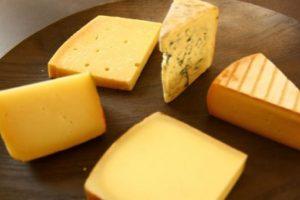 Por su fuente de proteínas y calcio son alimentos calóricos. Si no se consumen con moderación podrían brindarnos calorías de más. Foto:Wikimedia. Imagen Por: