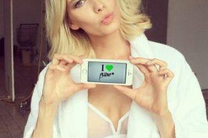 A continuación las imágenes más recientes de la modelo. Foto:Vía Instagram: @lenaperminova. Imagen Por: