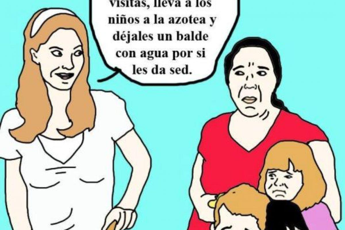 """""""Malos Padres"""" tiene más de 10 mil seguidores en Facebook Foto:Malos Padres/Facebook. Imagen Por:"""