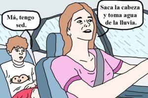 Muy crueles. Foto:Malos Padres/Facebook. Imagen Por: