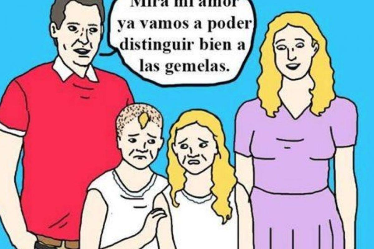 Y trata de padres crueles. Foto:Malos Padres/Facebook. Imagen Por: