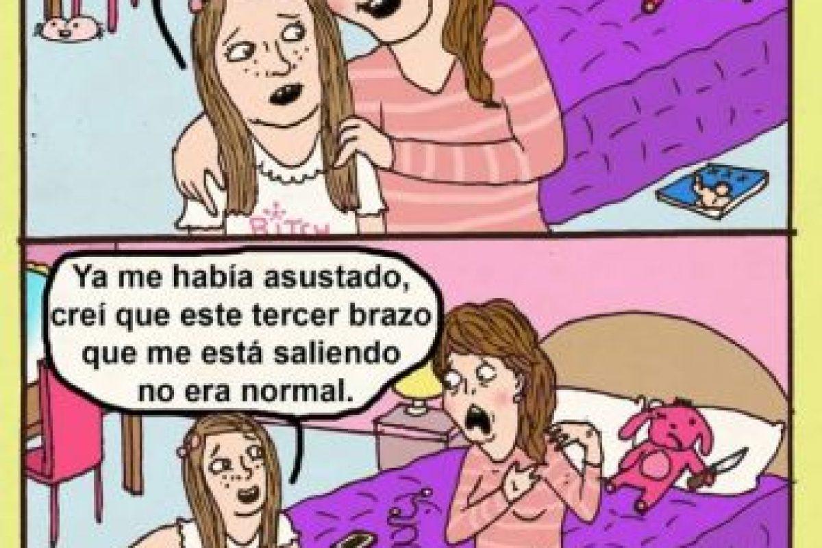 Y grotescos Foto:Vago de Farmacia/Facebook. Imagen Por: