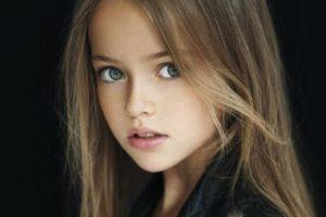 Tiene 9 años. Foto:Kristina Pimenova/Facebook. Imagen Por: