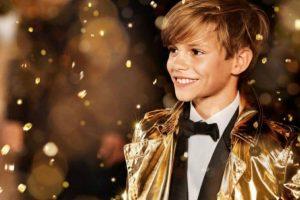 No tiene más de 14 años. Foto:Romeo Beckham/Facebook. Imagen Por: