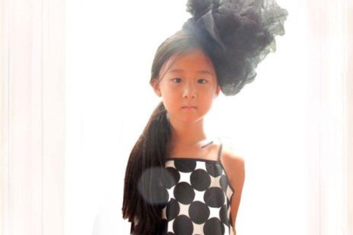 Han modelado para Saks y H&M. Se ganaron este año 12 mil dólares cada una. Foto:Vogue. Imagen Por:
