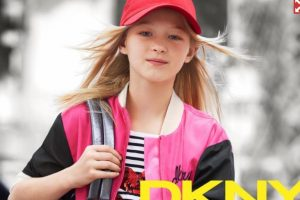 Ekaterina Samsonov tiene 11 años y es rusa. Comenzó a los 3. Foto:DKNY. Imagen Por:
