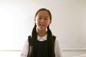 Emilie y Alexandra Su son hermanas. Una tiene 10 años y otra 7 Foto:Youtube. Imagen Por: