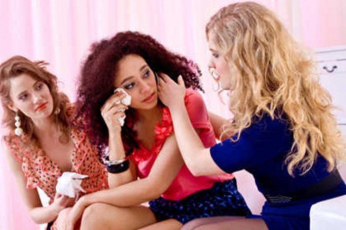 """3. """"Te quiero como amiga"""". Posiblemente sea preferible escuchar un """"ya no te quiero"""" o """"no me interesas"""" a escuchar esas palabras. Foto:Tumblr.com/tagged-desamor. Imagen Por:"""