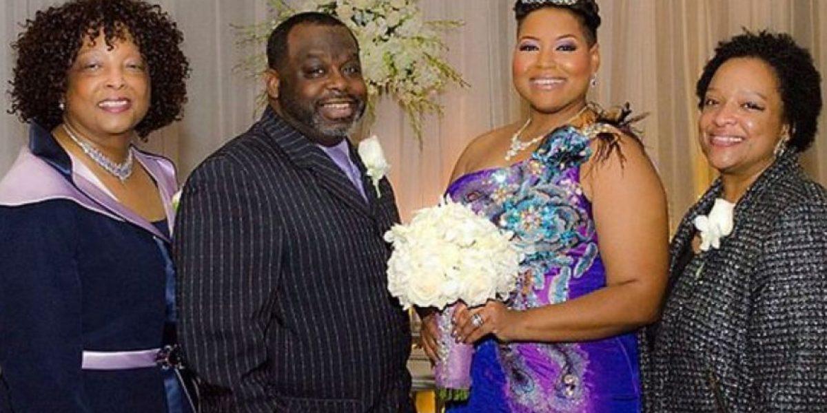 FOTOS: Se casó con ella misma al no encontrar al hombre de su vida