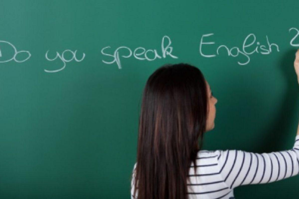 """3. """"El español y el inglés son idiomas muy diferentes. La asociación de ideas a palabras, en un idioma y en otro, se hace de manera muy distinta. Esto es lo que, en la mayoría de las veces, lo hace 'difícil' de aprender"""", mencionó el sitio Englishcom.com Foto:Pixabay. Imagen Por:"""